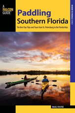 Book, Paddling Southern Florida by Nigel Foster