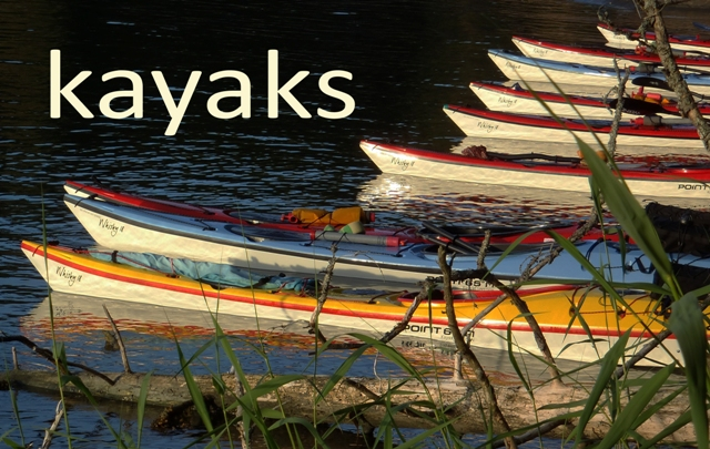 Kayaks by nigel foster